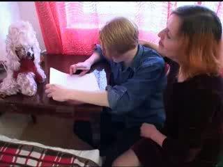 Rita seduced لها ابن