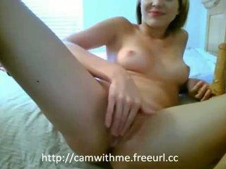 Amatuer amateru tini szőke tini maszturálás -val