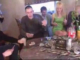 opilý, gang bang, orgie
