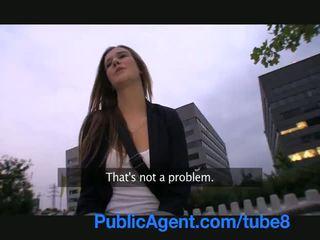 Publicagent χαριτωμένο alexis είναι ένα wanna είναι μοντέλα