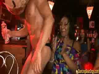 Ladies Night at the Strip Club!