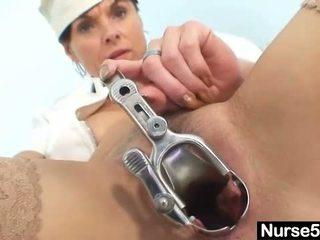 nurses, hottest fingering, rated mature