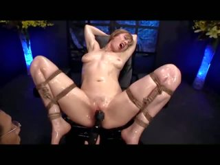 Blonde Lady up in a Chair, Free Asian Porn 56