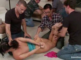 hardcore sex, nice ass, doppelpenetration