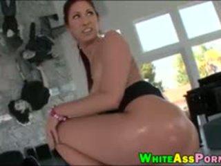 Busty Bitch Tiffany Mynx Asshole Rammed By Massive Cock