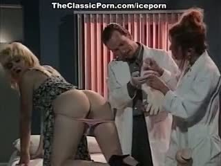 Leena, asia carrera, tom byron į vintažas seksas klipas