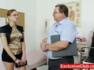 căscat, vagin, doctor