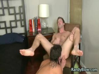 Ashton And Eric Fuck And Suck On Bed 6 By RAndyblow