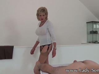 big boobs mais, milfs ver, agradável handjobs completo