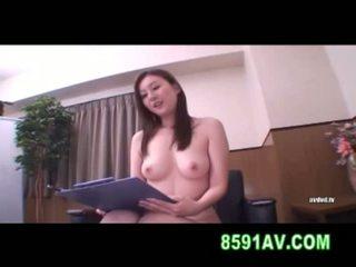 Yuma asami coño licked por amateur chico