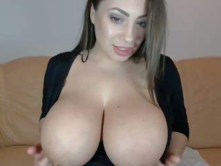 grote borsten, webcams, grote natuurlijke tieten