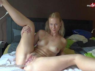 Můj špinavý hobby - blondehexe unexpected překvapení: vysoká rozlišením porno fa