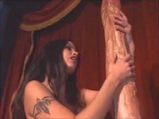 Velikan dildo za my muca, brezplačno dildo muca hd porno 05