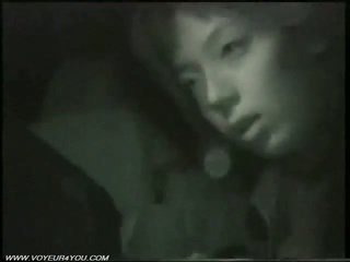 Ruangan night mobil bayan by infrared camera
