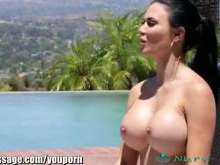 Nurumassage jasmine jae s stepson joins en