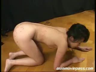 Hot Sexy Asian Lesbian Bondage