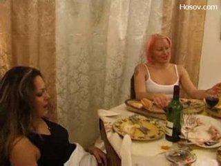 French lesbian orgy