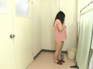 japonec, veľké prsia, mačiatko
