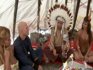 Pocoho: the treaty של peace