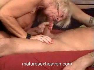 Granny Blowing Her Neighbor, Free The Swinging Granny HD Porn