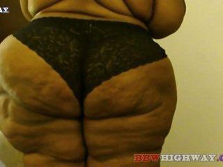 bbw, 脂肪, 自然
