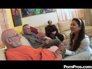 Amatérske satie multiple dicks
