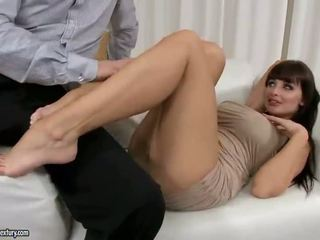 brunetă, hardcore sex, sex oral