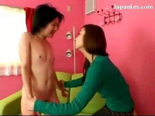 lezbike, korean, aziatik