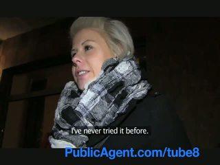 Publicagent partners в порно те трик блондинки в чукане на cameraman