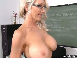 Mature Professor Starr