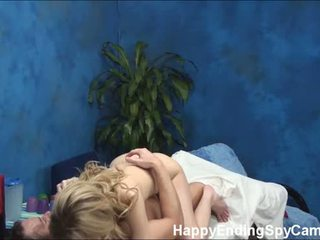Blonde Teen Massage Girl Spy Cam Sex