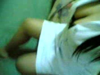 Asiatisch asiatisch pinay krankenschwester mit superb groß titten