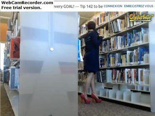 Flashing ass&tities içinde kütüphane