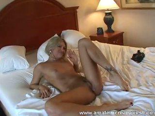 Adriana amante - ερασιτεχνικό creampies