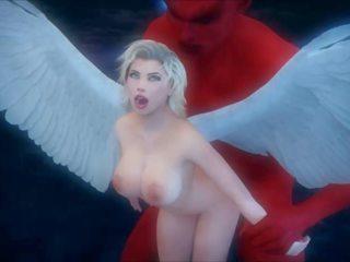 Engelchen lucy: grátis desenho animado porno vídeo 9a