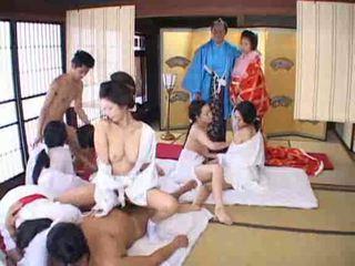 Japonská orgie video