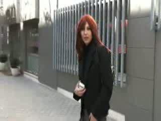 A girl temptation in Spain