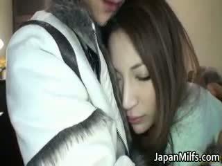 Anri Suzuki Lovely Japanese Babe Enjoys Part4
