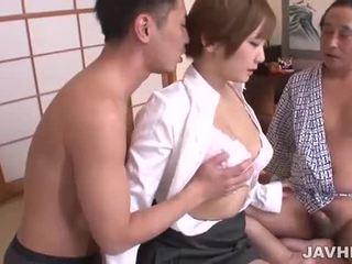 Ajeltu japanilainen pillua pounded