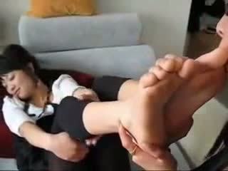 Asian Foot Worship 3