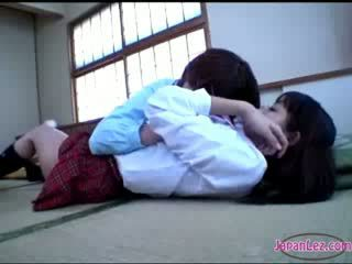 mignon, japonais, lesbiennes
