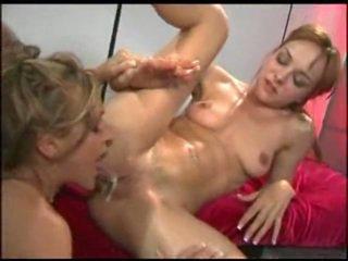 Creampie eating și sperma sarutand