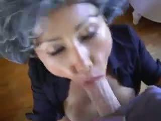 fajčenie, cumshots, veľké prsia