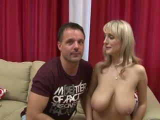 blondinen, große brüste, hd porn
