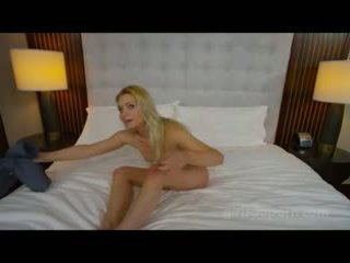 Teen amateur in first porn ever