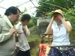 Asiática aldeia mulher gets abusada vídeo
