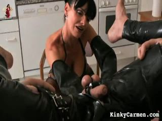 Fisted, Drilled And Dildoed.