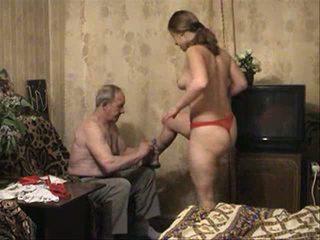 uomo, vecchio, russo