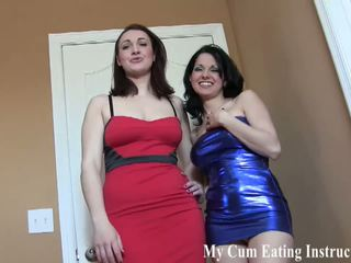 Eat a Hot Load of Cum for Me Baby CEI,...