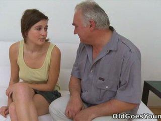 십대 섹스, 하드 코어 섹스, 작업을 날려